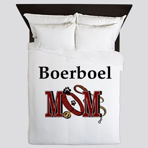 Boerboel Mom Queen Duvet