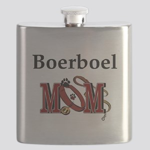 Boerboel Mom Flask
