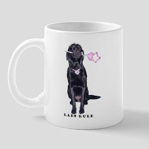 labs rule Mug