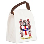 Alberto Canvas Lunch Bag
