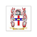 Albertocci Square Sticker 3