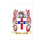 Albertocci Sticker (Rectangle)
