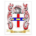 Albertocci Small Poster