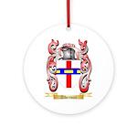 Albertocci Ornament (Round)