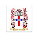 Albertoli Square Sticker 3