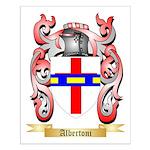 Albertoni Small Poster