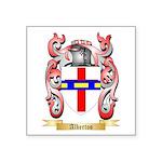 Albertos Square Sticker 3