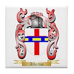 Albertos Tile Coaster