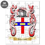 Albertotti Puzzle