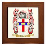 Alberts Framed Tile