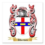Albertsen Square Car Magnet 3