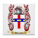 Albertsen Tile Coaster