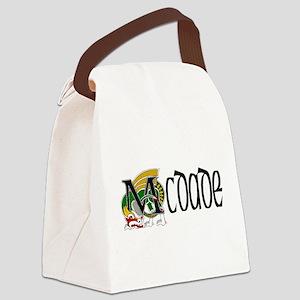McDade Celtic Dragon Canvas Lunch Bag