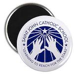 Saint John Catholic School Seal Magnet