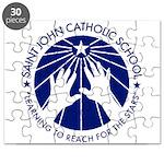 Saint John Catholic School Seal Puzzle