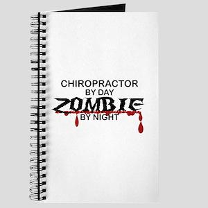 Chiropractor Zombie Journal