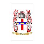 Alberty Sticker (Rectangle)
