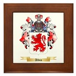 Albin Framed Tile