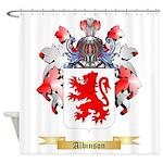 Albinson Shower Curtain