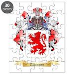 Albinson Puzzle