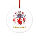 Albinson Ornament (Round)