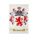 Albon Rectangle Magnet (100 pack)