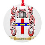 Albracht Round Ornament