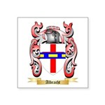Albracht Square Sticker 3