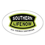 Southern Life Now Sticker