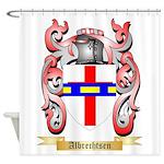 Albrechtsen Shower Curtain