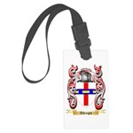 Albregts Large Luggage Tag