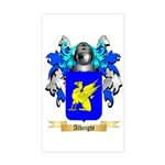 Albright Sticker (Rectangle)