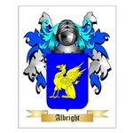 Albright Small Poster