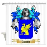 Albright Shower Curtain