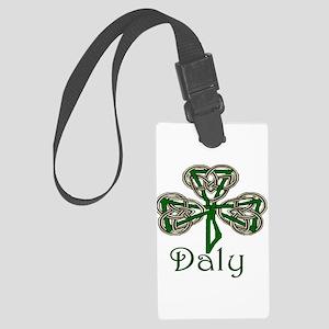 Daly Shamrock Large Luggage Tag