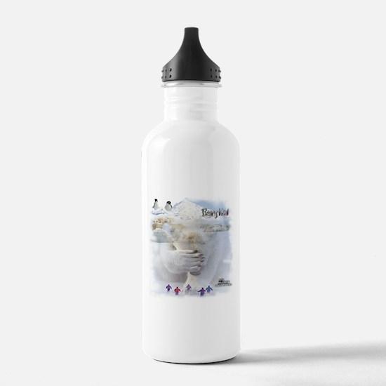 BEARYKEWL2.jpg Water Bottle