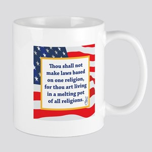 No Religious Zealots in Office! Mug