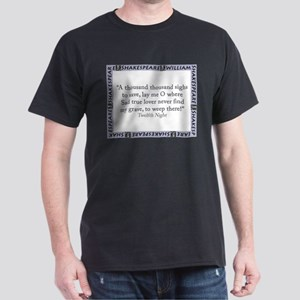 A Thousand Thousand Sighs T-Shirt