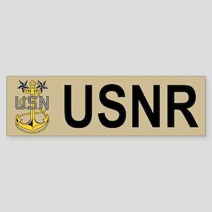 Master Chief Petty Officer<BR> Bumper Sticker 3