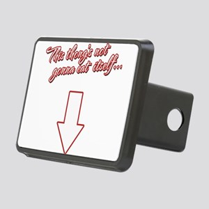 Dirty Humor Rectangular Hitch Cover