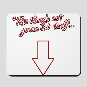 Dirty Humor Mousepad
