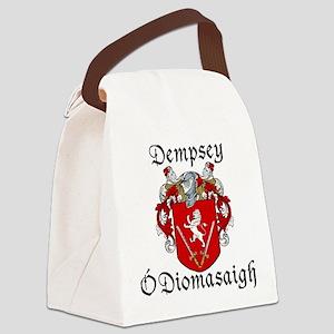 Dempsey Irish/English Canvas Lunch Bag