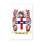 Albrink 20x12 Wall Decal