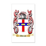 Albrink 35x21 Wall Decal