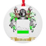 Alcala Round Ornament