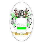 Alcala Sticker (Oval 10 pk)