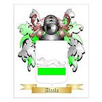 Alcala Small Poster