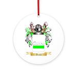 Alcala Ornament (Round)