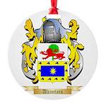 Alcantara Round Ornament