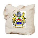Alcantara Tote Bag